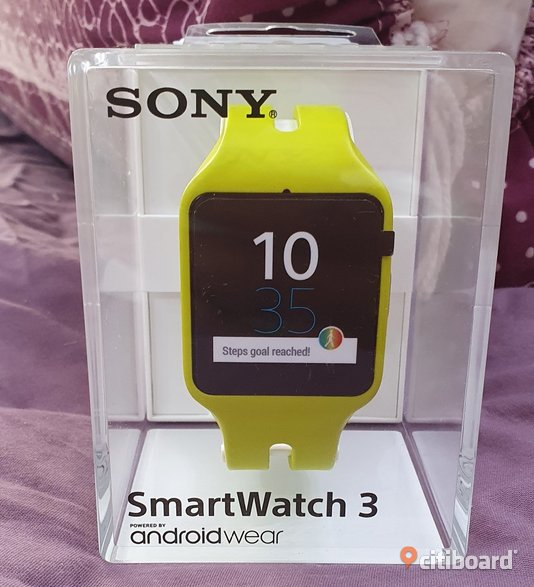 SONY Smartwatch 3 Södermanland Gnesta