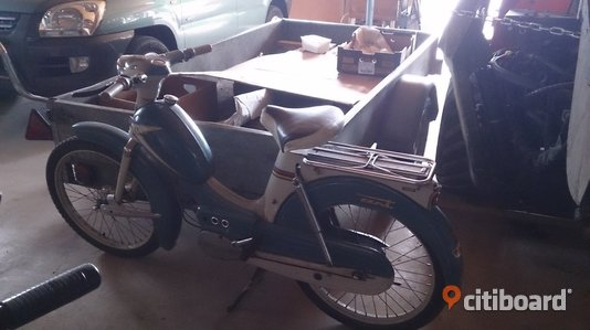Cresent moped -50Tal