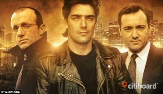 Wiseguy. Tv-serie DVD