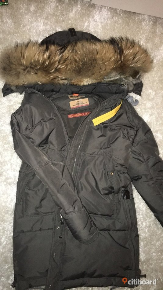 parajumpers long bear grøn