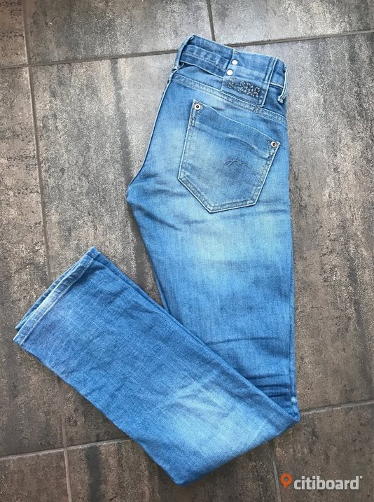peter werner agent G-Star jeans.getting thin fable ii