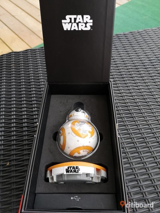 BB-8 Star Wars Driod (Appstyrd)