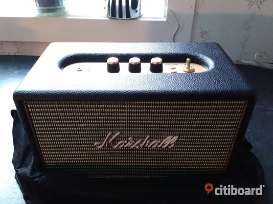 Högtalare. Marshall Acton bluetooth Smedjebacken