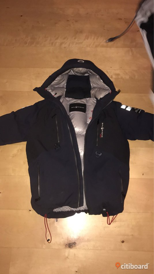 SAIL RACING POLE DOWN PARKA NAVY 48-50 (M) Sundsvall