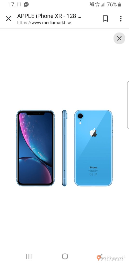 IPHONE XR KÖPES! Mobiler Uppsala Uppsala
