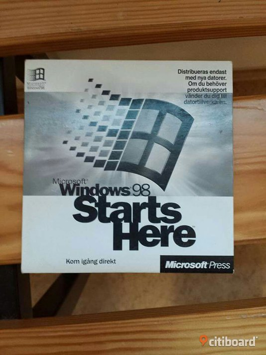 Windows starts here