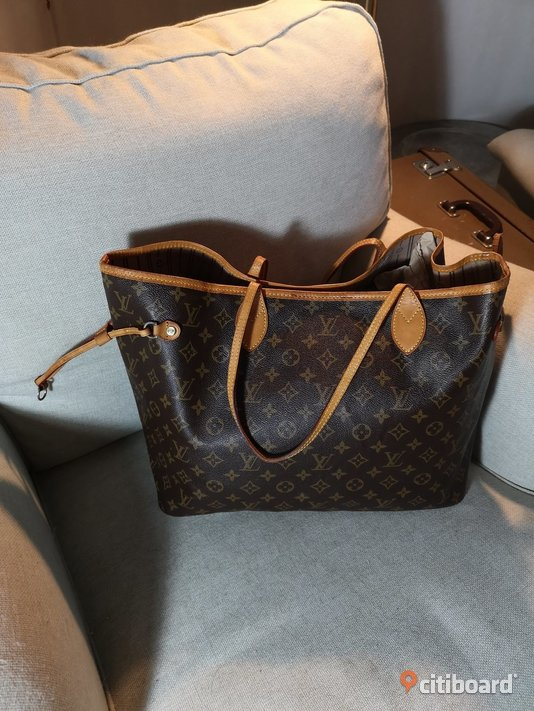 Louis vuitton Neverfull  Örebro Askersund