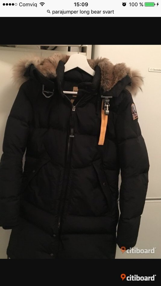 parajumpers xxs long bear