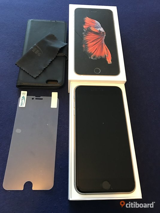 iPhone 6s Plus 64gb olåst  Kungsör Sälj