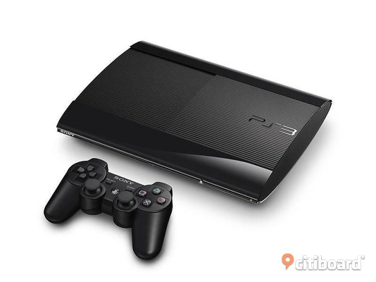 Sony playstation 3 12Gb + GTA 5 PS3 spel Kalmar
