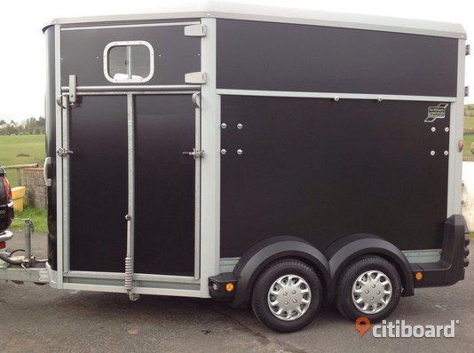 2011 Ifor Williams HB511 Stockholm