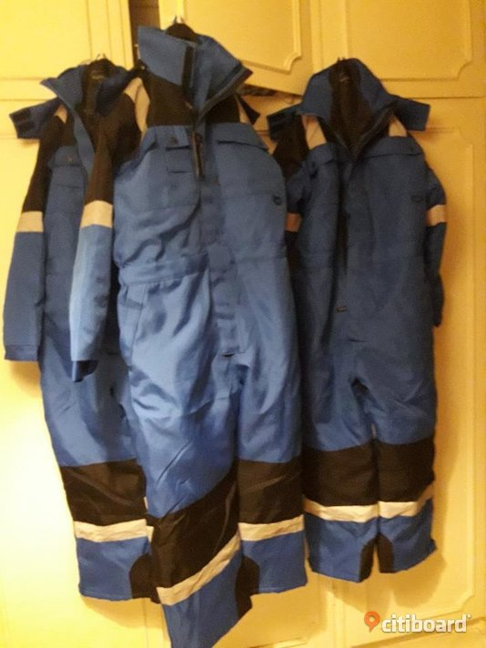 Blue Wear Vinter Overall  52-54 (L) Kramfors