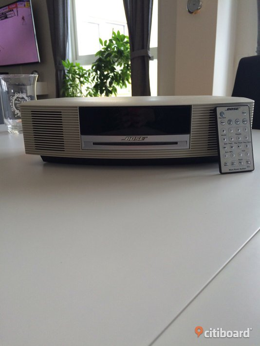 Bose clockradio