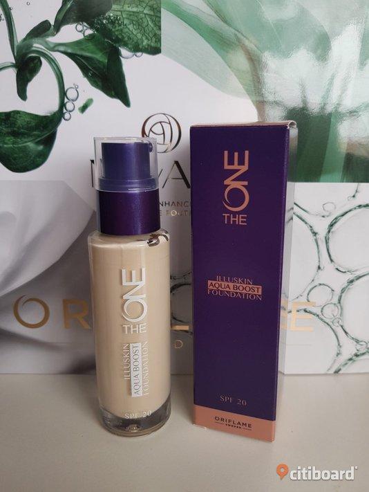 THE ONE Aqua Boost Foundation Strömsund