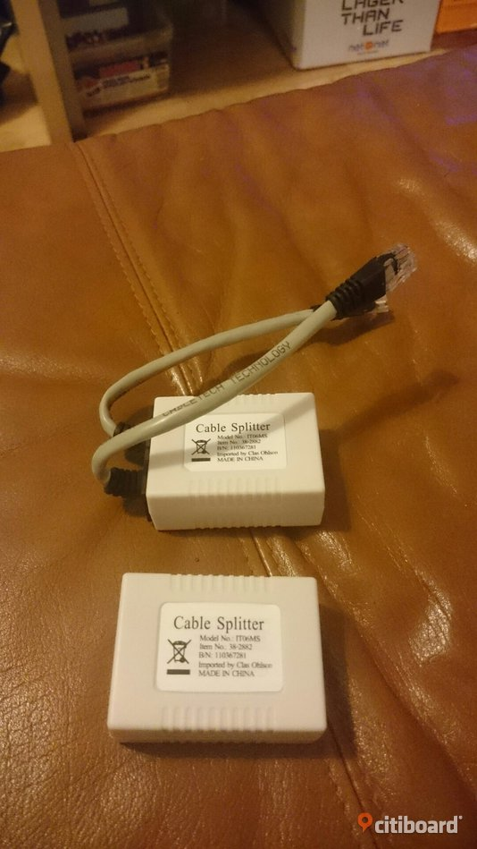 2st Kabel splitters