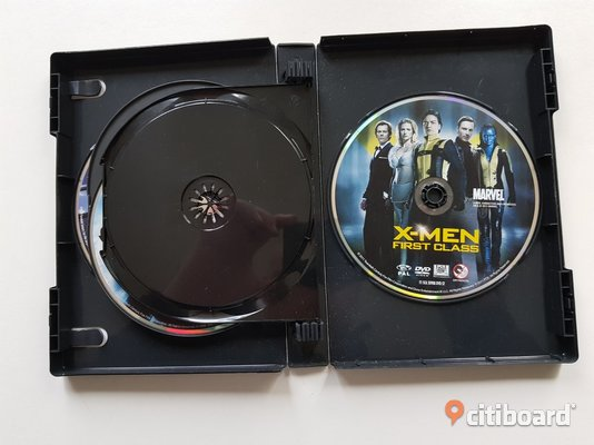 DVD-film: X-men BOX Ultimate Collection Mjölby Sälj
