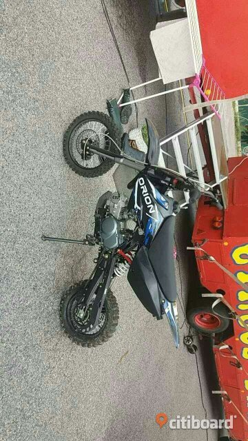 Fiddy 125cc orion Karlshamn