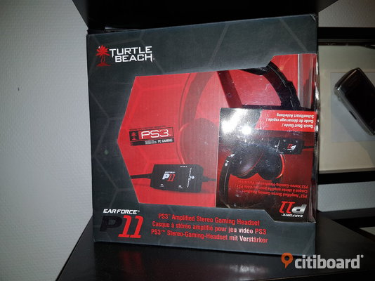 Turtle Beach Ear Force P11 Mjölby