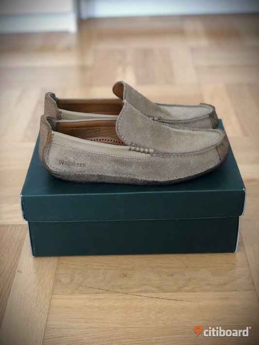 Clarks Wallabees 37,5 Vardag & sneakers Malmö