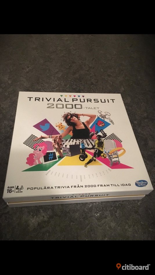 Trivial Pursuit  Luleå