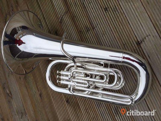 Besson Sovereign BE982-2 EEB Tuba-Ex Demo Stockholm