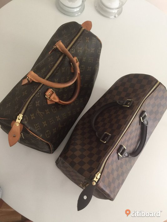 Louis Vuitton Speedy 35 Lund