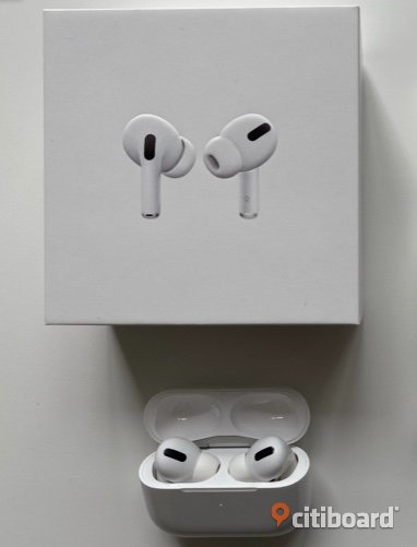Airpods pro Lysekil