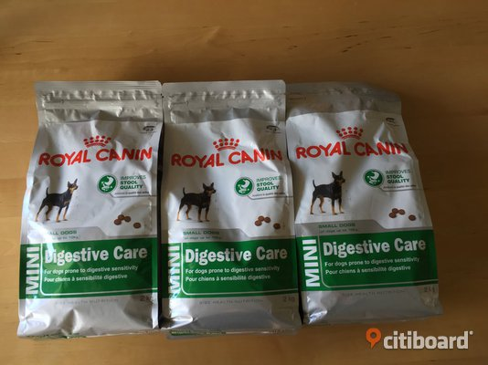 Royal canin digestive care mini  Umeå