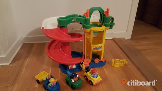 Fisher price garage Stockholm