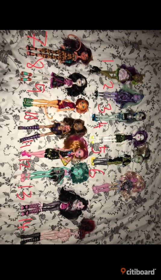 Monster high  Landskrona