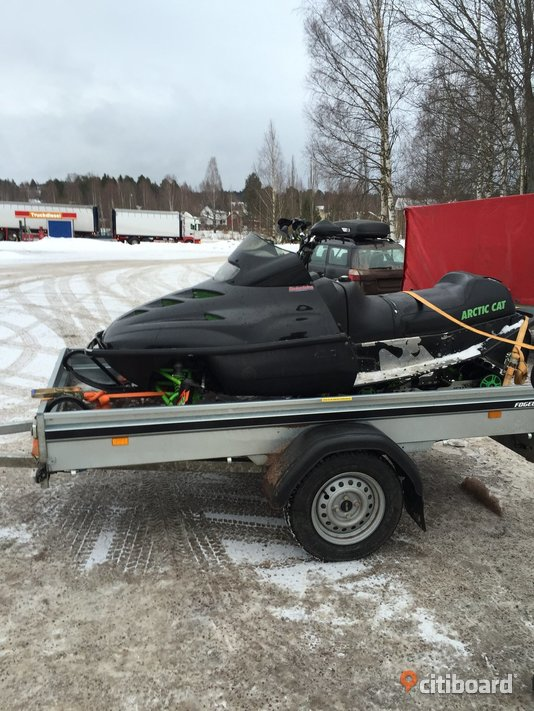 artic cat zrt600 Älvdalen