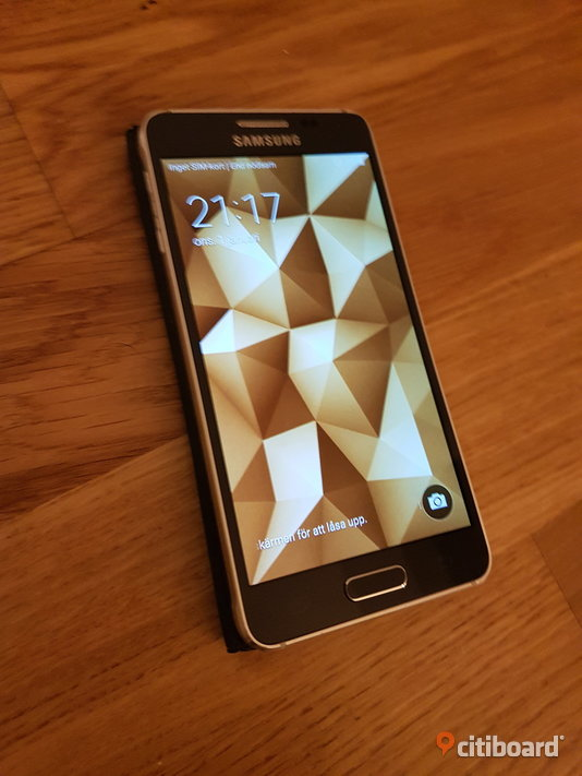 Samsung Galaxy Alpha 32gb Elektronik Göteborg