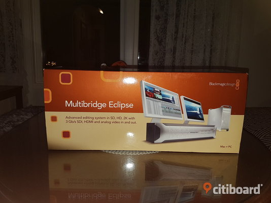Multibridge / Blackmagic Design Lessebo