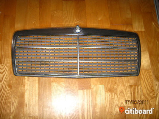 Mercedes Grill Ljungby