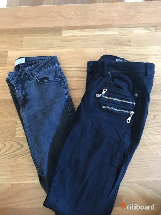 SVARTA JEANS | SWIPE Halmstad