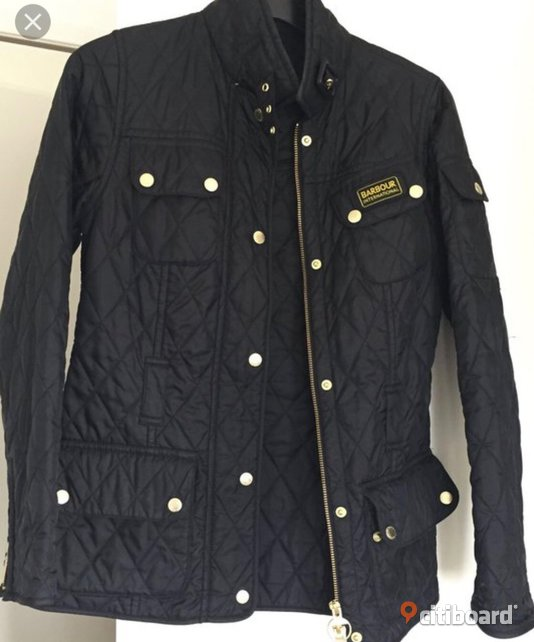 Barbour jacka international herr