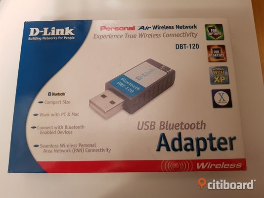 D-Link Bluetooth adapter