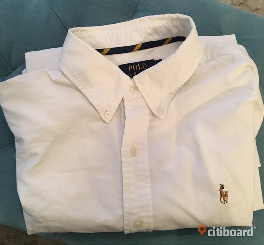Ralph Lauren Slim Fit Large skjorta