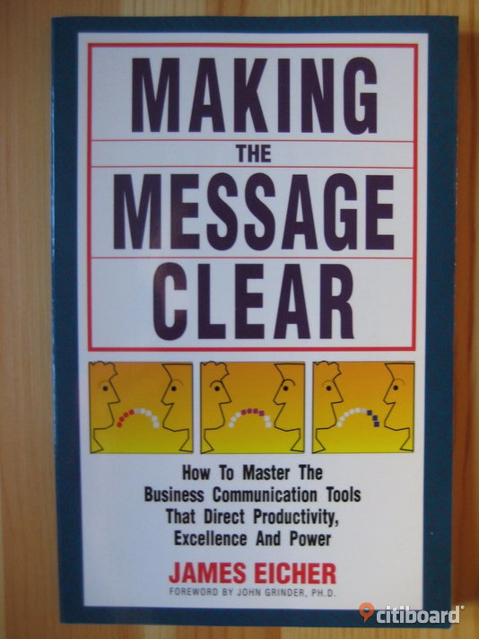 Making the Message Clear Umeå