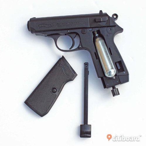 Walther PPK/S CO2 Laholm