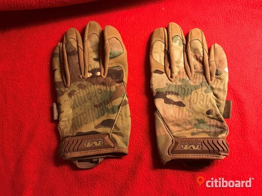 Mechanix Wear Original Handskar Multicam, L/9. Västerås