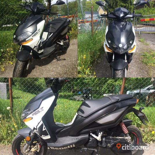 Benelli 49x On Road Huddinge