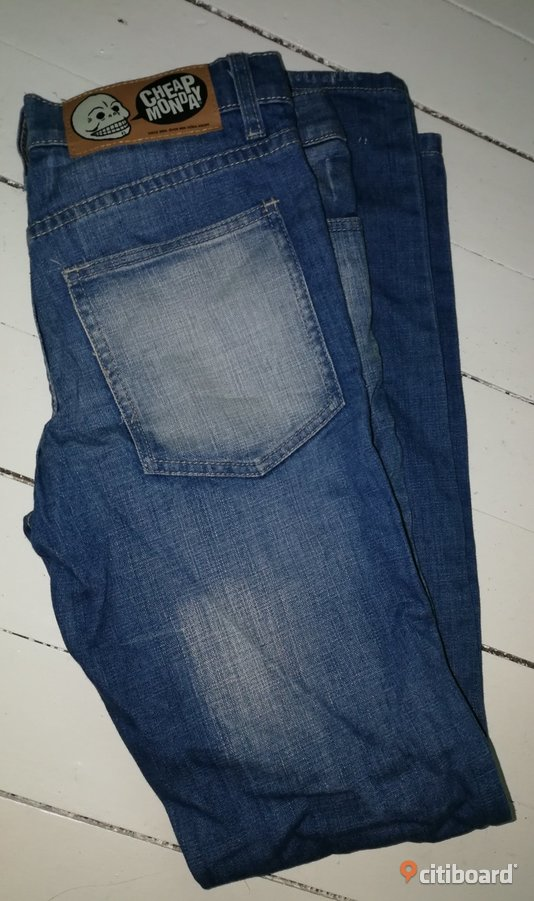 Cheap monday jeans Midja 27-28 tum Borås / Mark / Bollebygd