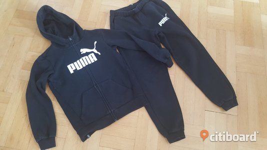 Fin PUMA DRESS 146/152 (10-12 år) Borås / Mark / Bollebygd