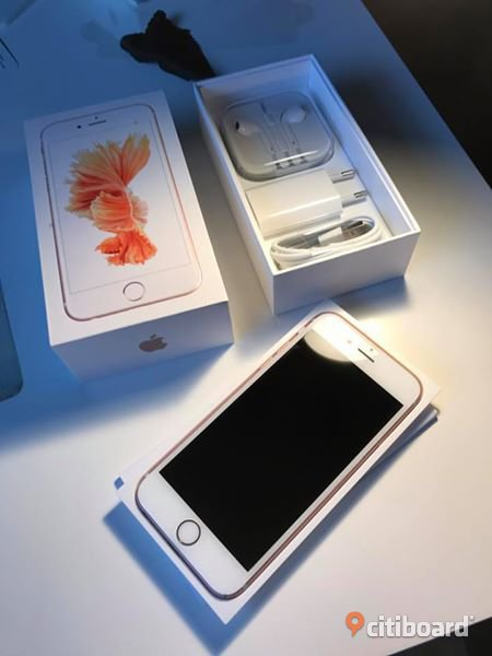 iPhone 6S Roseguld 16GB