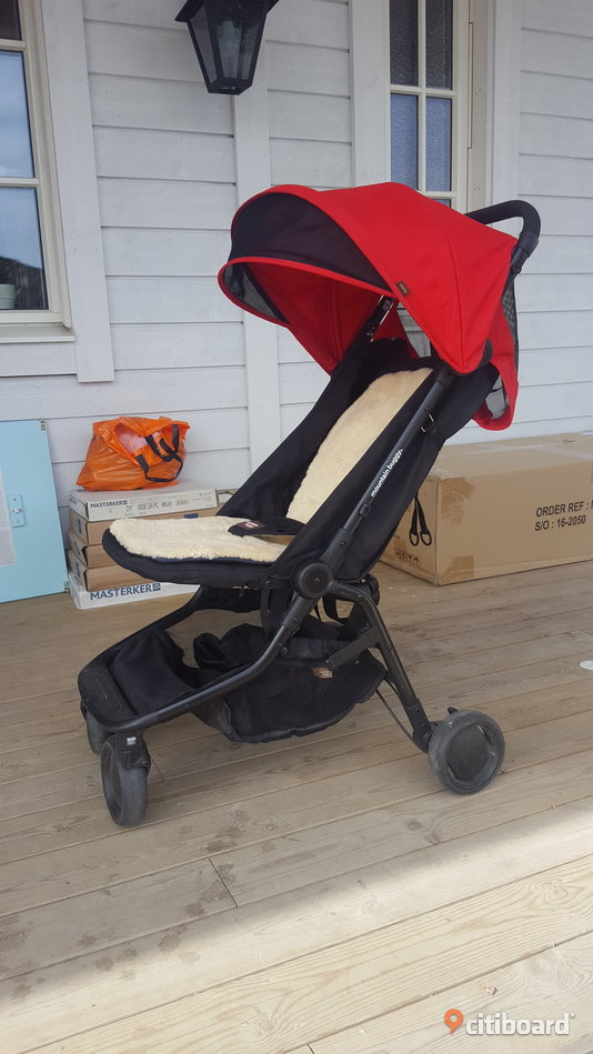 Sulky mountain buggy nano Partille Sälj