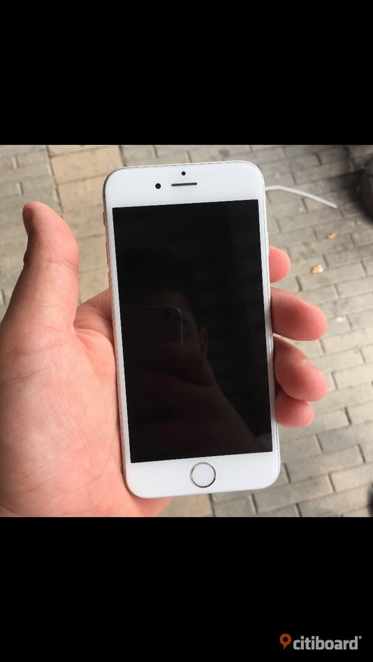Iphone 6silver Elektronik Haninge