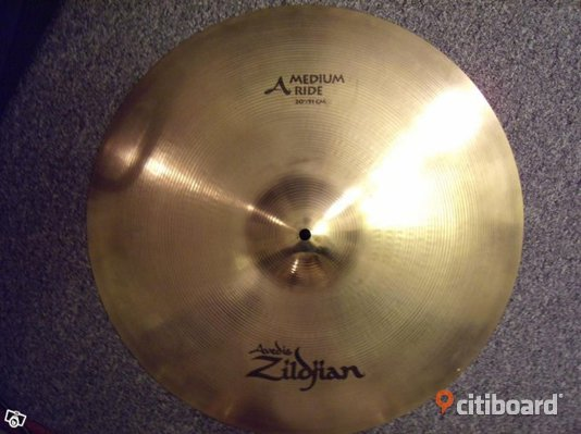 "Zildjian 20"" Avedis Medium Ride"