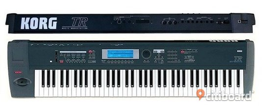 Korg Tr proffesional synt music workstation