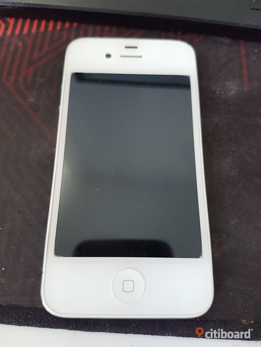 iPhone 4s Vit 8GB Eda